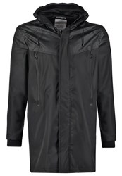 Redskins Flag Waterproof Jacket Black