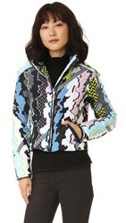 Versace Down Coat Multi
