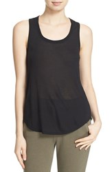 Atm Anthony Thomas Melillo Women's 'Sweetheart' Modal Tank Black