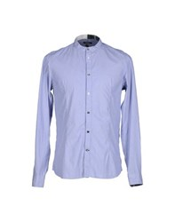 Officina 36 Shirts Shirts Men Blue