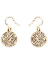 Astley Clarke 'Icon' Earrings Metallic