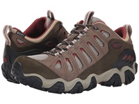 Oboz Sawtooth Low Bdry Russet Men's Shoes Burgundy