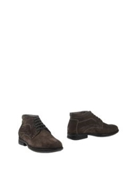 Keyton Ankle Boots Lead