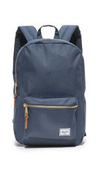 Herschel Settlement Backpack Navy Tan