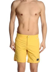Woolrich Swimming Trunks Blue