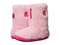 Bedroom Athletics Monroe Soft Pink Hot Pink 1 Women's Slippers