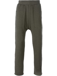 Silent Damir Doma 'Phrice' Track Pants Green