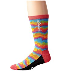 Neff Whatever Socks Multi Crew Cut Socks Shoes