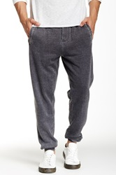 Antique Rivet Relaxed Jogger Gray