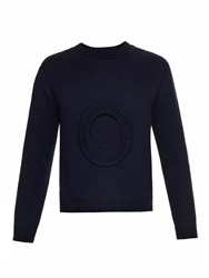 Craig Green Centre Cut Out Wool Sweater
