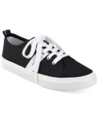 Tommy Hilfiger Lainie 2 Sneakers Women's Shoes Black