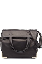 Alexander Wang Leather Lunch Bag Tote
