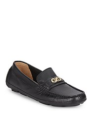 Cole Haan Shelby Leather Moccasins Black
