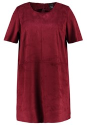 Persona By Marina Rinaldi Firma Summer Dress Porpora Scuro Purple