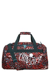 Chiemsee Sports Bag Mega Flow Blue Multicoloured