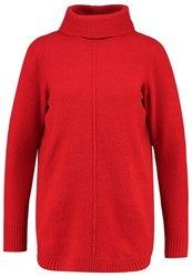 Wallis Jumper Red