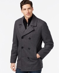 Inc International Concepts Double Breasted Peacoat