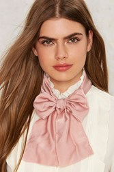 Lena Bernard Bow Way Out Choker 73800