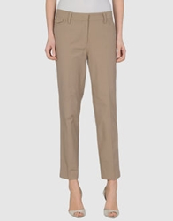 Dinou Casual Pants Ivory