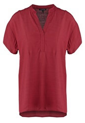 Warehouse Tunic Brick Red