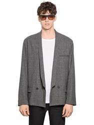 April 77 Cool Wool Houndstooth Jacket