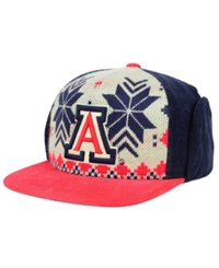 Top Of The World Arizona Wildcats Christmas Sweater Strapback Cap