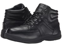 Propet Four Points Mid Ii Waterproof Black Men's Lace Up Casual Shoes