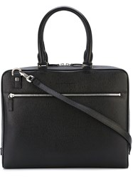 Salvatore Ferragamo 'Revival' Briefcase Black