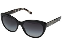 Burberry 0Be4224 Black Gradient Grey Fashion Sunglasses