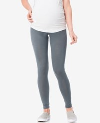 A Pea In The Pod Maternity Pull On Leggings Flat Grey