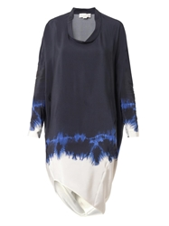 Stella Mccartney Adalyn Tie Dye Silk Dress