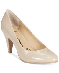 American Rag Felix Pumps Only At Macy's Women's Shoes Nude Patent