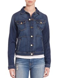 Frame Le Denim Jacket Shore Shore Coast