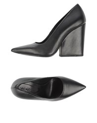 Vic Matie Vic Matie' Footwear Courts Women Black