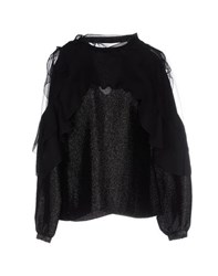 Prabal Gurung Shirts Blouses Women Black