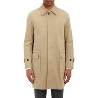 Tomorrowland Gabardine Trench Coat Beige Tan