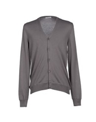 Obvious Basic By Paolo Pecora Cardigans Grey