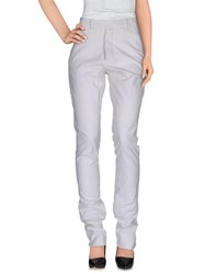 Exte Trousers Casual Trousers Women White