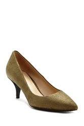 Kenneth Cole Reaction Stay Here Pump Green