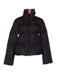 Caractere Down Jackets Black