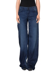 Liu Jo Jeans Denim Pants Blue