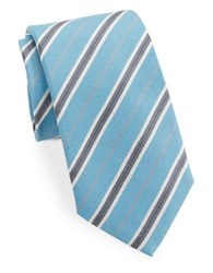 Vince Camuto Striped Tie Blue