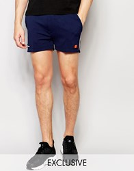 Ellesse L.S Retro Shorts Navy