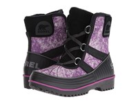 Sorel Tivoli Ii Bright Plum Women's Boots Red