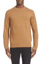 Junya Watanabe Men's Cashmere And Linen Front Colorblock Sweater