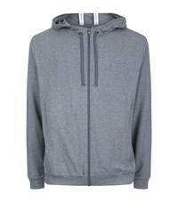 Lot 78 Hooded Sweatshirt Male Grey