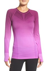 Climawear Women's Dip Dye Long Sleeve Top