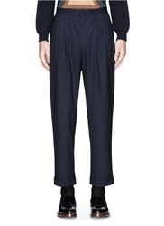 Paul Smith Diamond Dot Jacquard Pants Blue