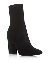 Ivanka Trump Lynna High Heel Booties Black