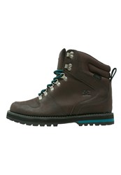 Dc Shoes Peary Winter Boots Brown Dark Brown